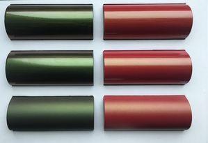 新材速递:老虎涂料推出两种具有变色效果的新型金属粉末涂料