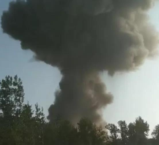 突发!山西一化工厂发生爆炸,无人伤亡